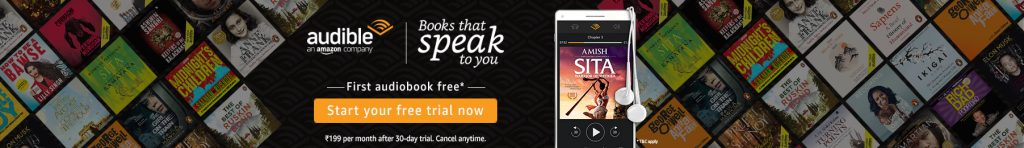 get audible for free