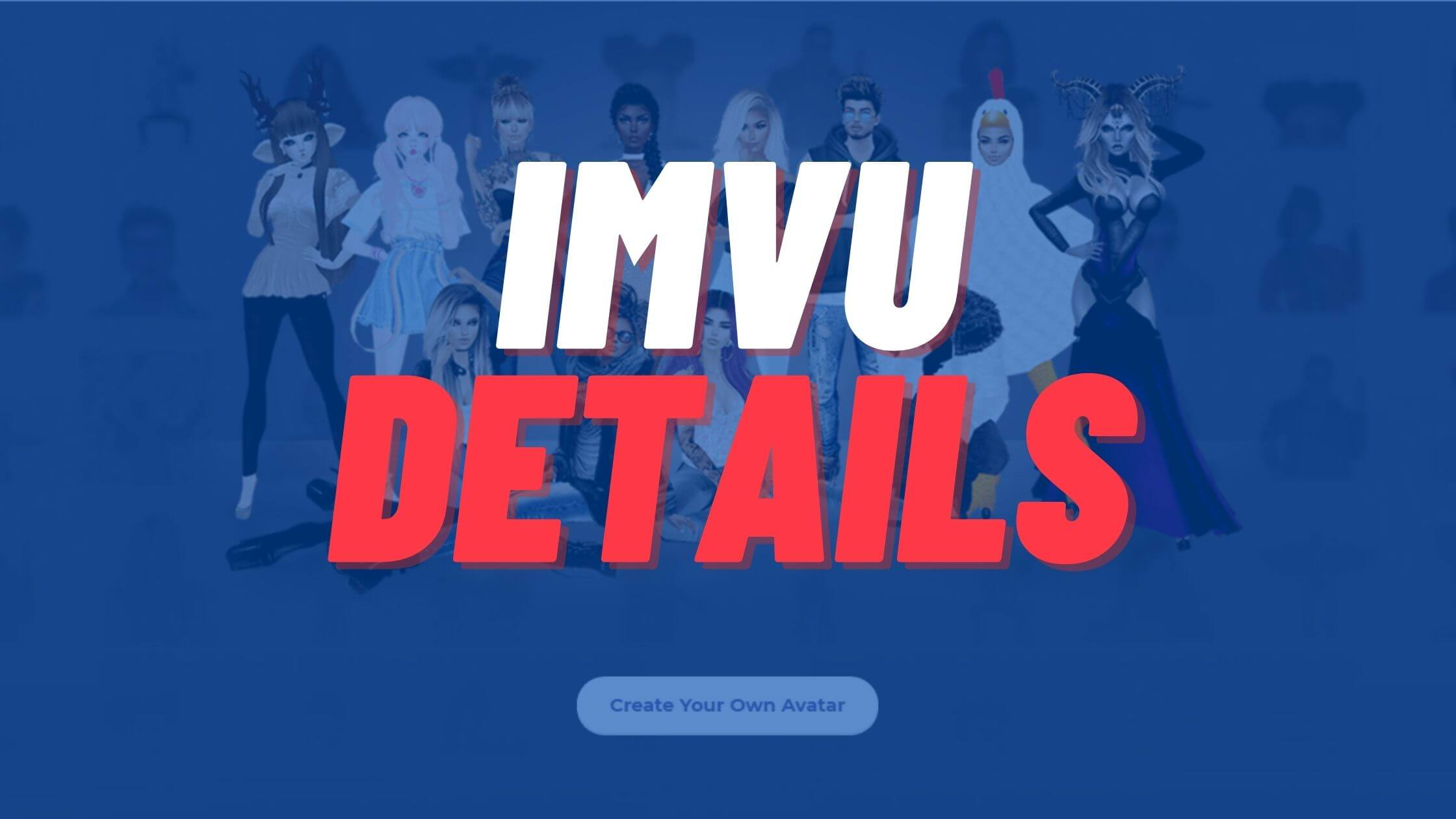 what does IMVU stand for