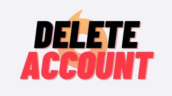delete ea account